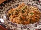 Рецепта Миш-маш - класическа рецепта със зелени чушки